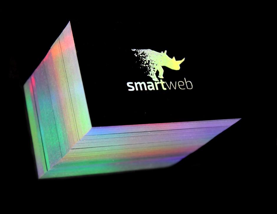 Smartweb Printwerbung