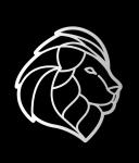 Löwenkopf Vektorgrafik
